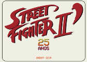 Street Fighter 2, 25 anos