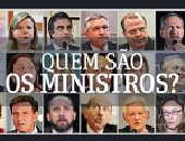 Você conhece os 39 ministros de Dilma?