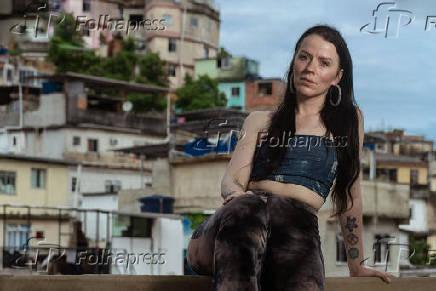 Fefe Life na Ladeira dos Tabajaras, favela onde vive no Rio