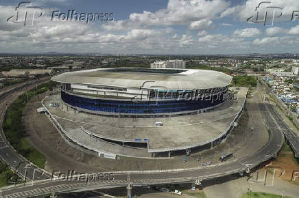 Estádio Arena do Grêmio - RS