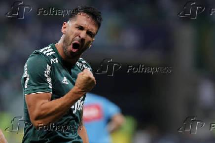 Luan, jogador do Palmeiras