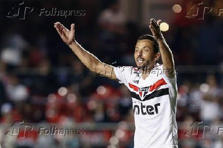 Nenê, jogador do São Paulo