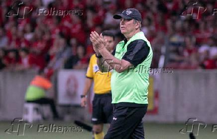 Levir Culpi, técnico do Atlético-MG