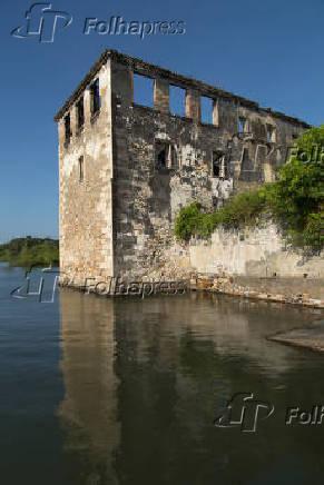 Ruínas do  Convento de Santo Antônio do Paraguaçu