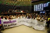Deputadas pedem aprovação de cotas para mulheres no legislativo