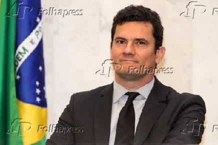 Sérgio Moro no debate sobre as 10 Medidas de Combate à Corrupção
