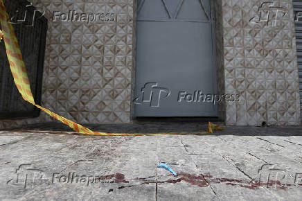 Local onde mulher foi morta em SP