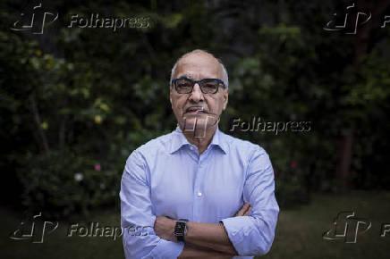 Retrato de Guilherme Leal, co-fundador da Natura