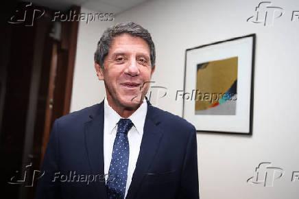 David Uip - Cremesp é homenageado na Alesp, em São Paulo