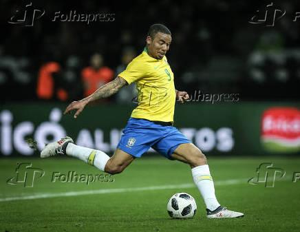Seleção Brasileira - Gabriel Jesus