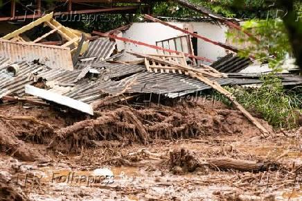 Rompimento da barragem da Vale em Brumadinho (MG)