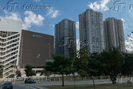 9a746bc721702 Parque Shopping Maia junto ao empreendimento Cidade Maia, em Guarulhos