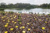 A cantora Anitta se apresenta pela 1° vez com seu bloco no Ibirapuera, em SP