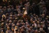 Marujada de São Benedito, que acontece em Bragança (PA)