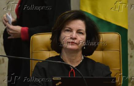 A PGR (Procuradora Geral da República), Raquel Dodge