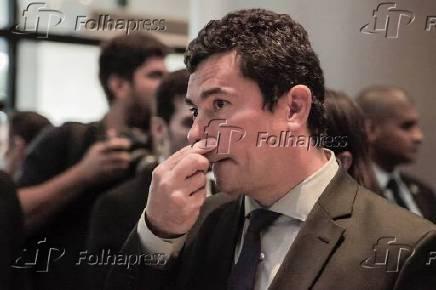 Sergio Moro participa de reunião do Consej em Manaus (AM)