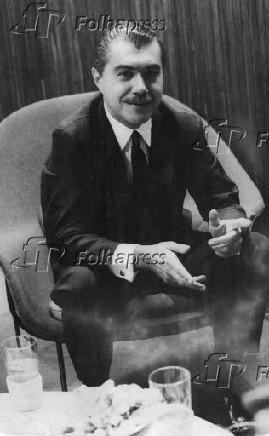 O governador do Maranhão, José