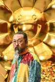 Artista japonês Takashi Murakami