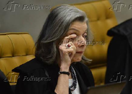 A ministra do STF Carmen Lúcia