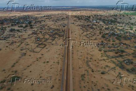 Muros - Quênia/Somália