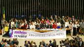 Movimento de deputadas para cobrar cotas para mulheres no Legislativo