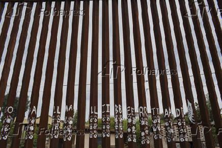 Muros - México/EUA