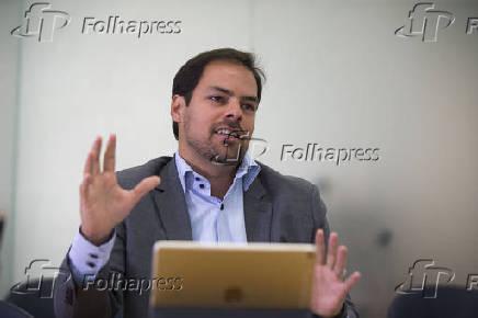 Entrevista com Paulo Uebel, secretário de Planejamento e Gestão do município de São Paulo