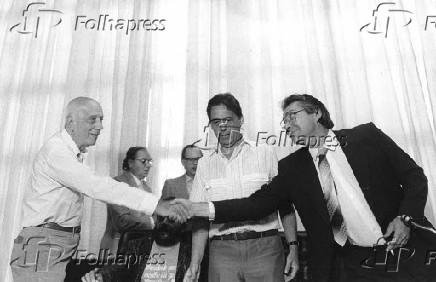 Campanha pelas eleições diretas para a Presidência 1984