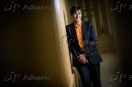 Denise Santos, CEO da Beneficência Portuguesa de São Paulo