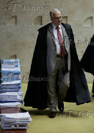 O ministro do STF Luiz Edson Fachin