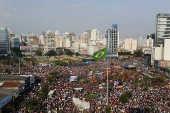 Ato Mulheres Contra Bolsonaro