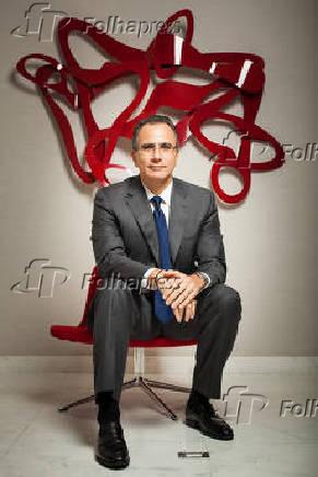 Retrato de Eduardo Alcalay, presidente do Bank of America Merrill Lynch