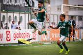 Partida entre Atlético-MG e Palmeiras - Campeonato Brasileiro 2018