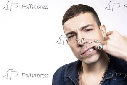 Di Ferrero, vocalista da banda NX Zero