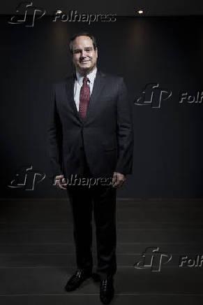 Retrato de Paulo Hoff, diretor do Icesp e presidente da Rede D'Or