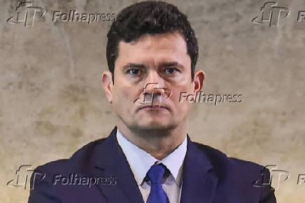 Sergio Moro participa de simpósio sobre combate à corrupção