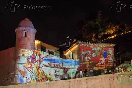 Forte de São Diogo (Espaço Carybé das Artes), em Salvador (BA)