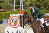 O cavaleiro  Pedro Junqueira Muylaert, da equipe brasileira  - 106º CSIO 5* Barcelona