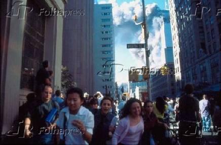 Especial atentados terroristas de 11 de setembro de 2001