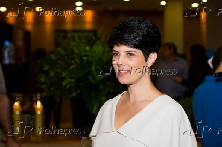 Mariana Godoy no sessão especial da peça