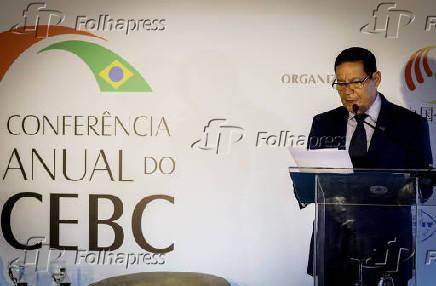 Conferência Anual do Conselho Empresarial Brasil-China (CEBC)