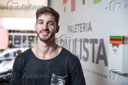 Ângelo Fabiano Mantovanini sócio proprietário da Paletaria Paulista