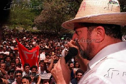 Lula em Teresina