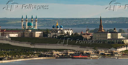 Fotos gerais Kazan 2017