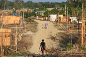 Invasão Conjunto Residencial Viver Melhor, em Manaus (AM)