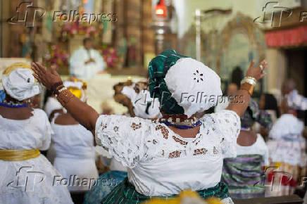 Dia da Baiana de Acarajé - Salvador
