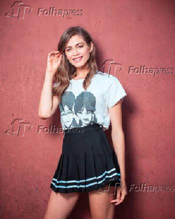 A modelo Valentina Sampaio