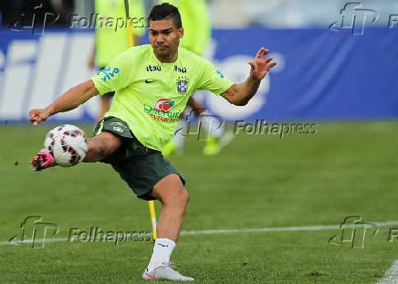 Seleção Brasileira - Casemiro