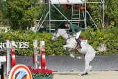 O cavaleiro Eduardo Menezes, da equipe brasileira  - 106º CSIO 5* Barcelona