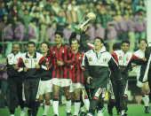 São Paulo x Milan pelo Mundial de Clubes
